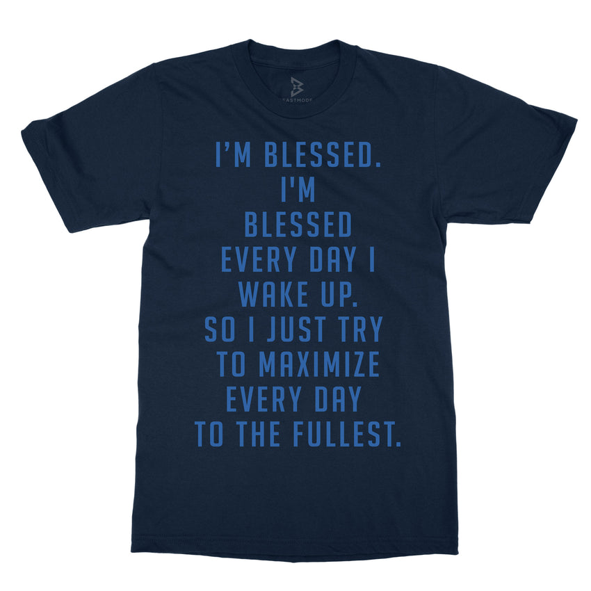 Blessed Big Tee