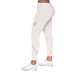 Women's B Logo Mesh Leggings