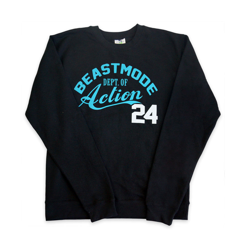 Department Of Action Crew Neck Sweatshirt -  - 1