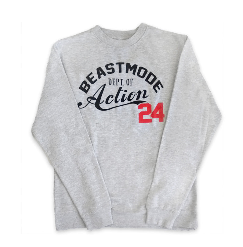 Department Of Action Crew Neck Sweatshirt -  - 3