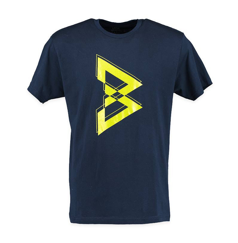 "Metallic ""B"" T-SHIRT -  - 1"