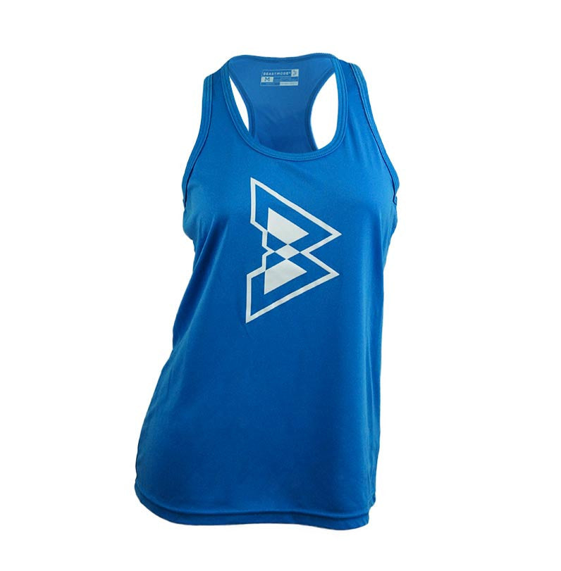 Women's Viewsport Sweat Activated Tank - Beast Mode® Apparel - 1