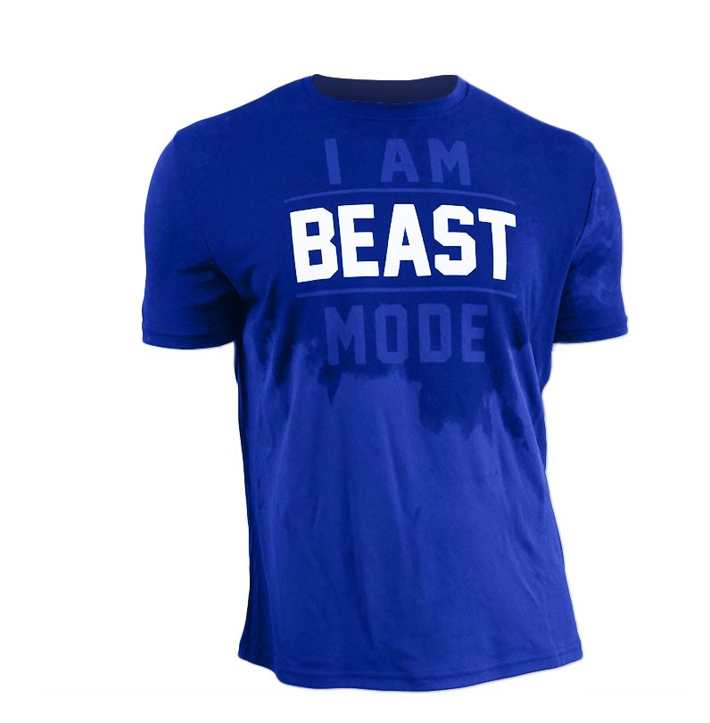 Viewsport Sweat Activated Tee - Beast Mode® Apparel - 3