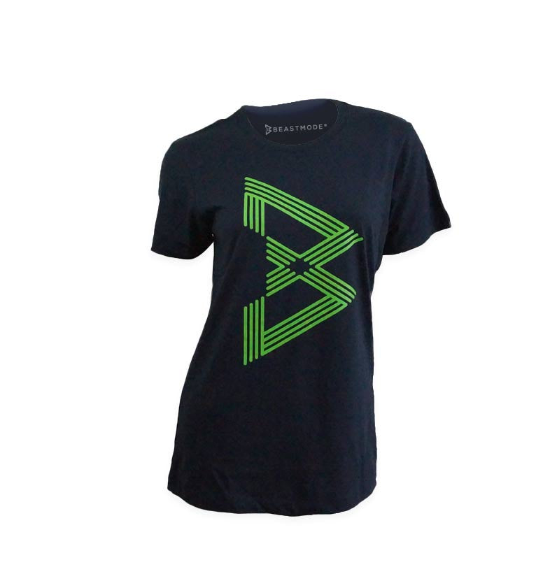 Womens Roots Tee - Beast Mode® Apparel - 1