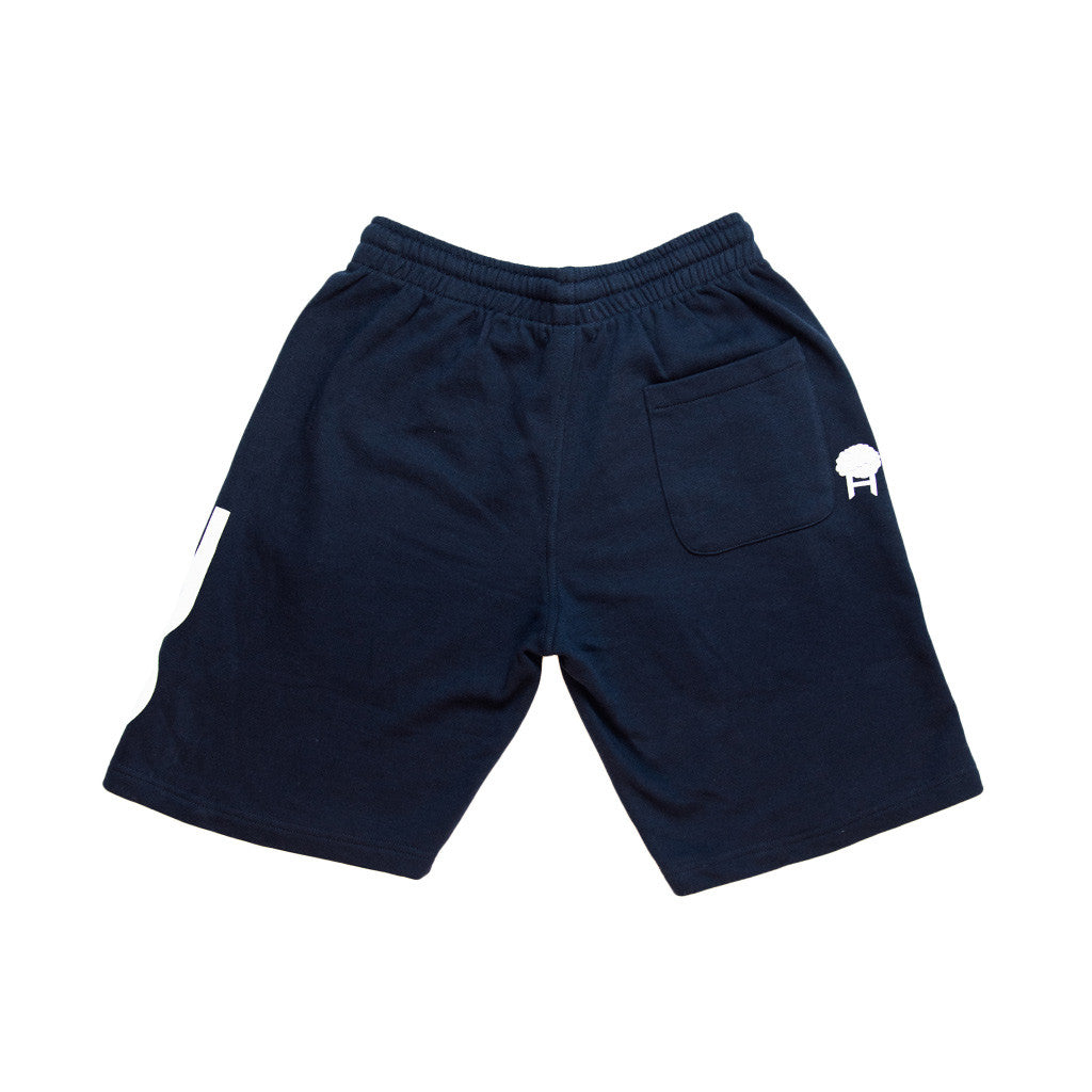 Head8cke 8 Fleece Short (Navy)