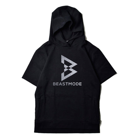 Iconic Short Sleeve Hooded Sweatshirt