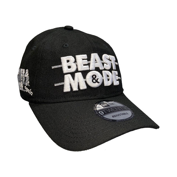 950 Beastmode Over and Over Curved Snapback Hat