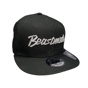 950 Beastmode Black Word Snapback Hat