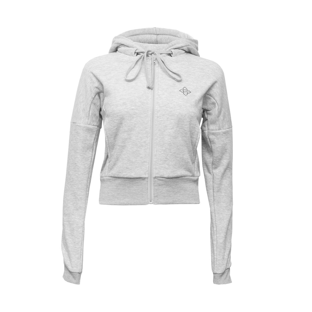 BEASTMODE x Gracie Women's Warm Up Full Zip Hoodie