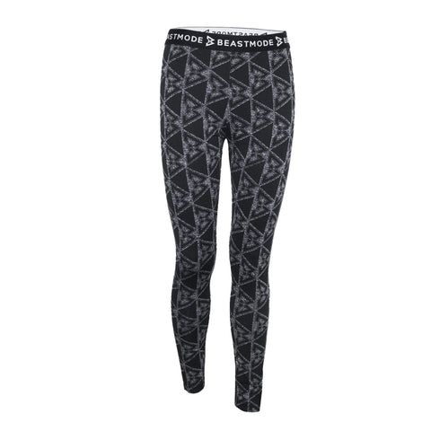 Women's Logo Pattern Legging