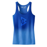 Women's Viewsport Sweat Activated B Logo Tank