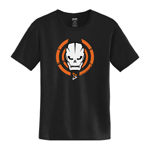 Call of Duty Black Ops 3 Skull Tee - Beast Mode® Apparel - 1