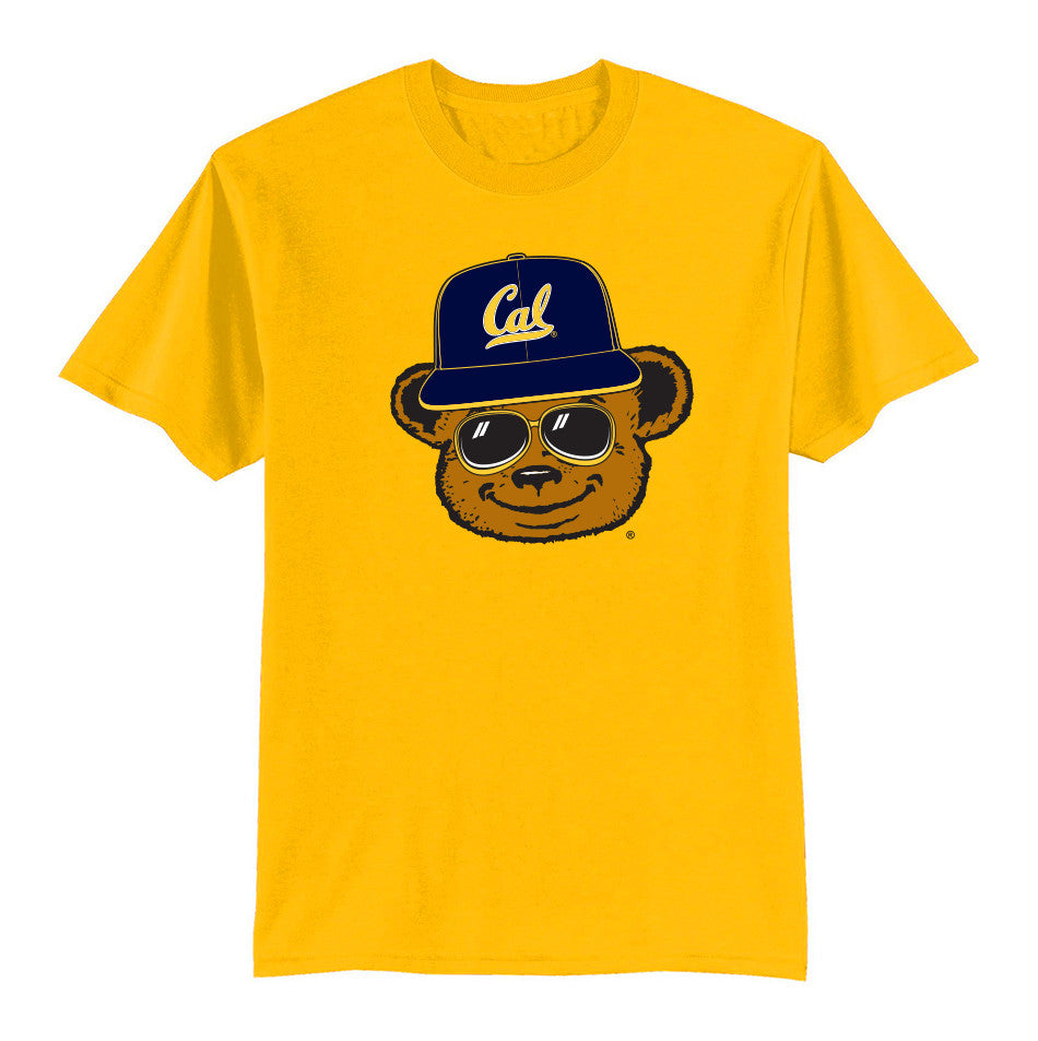 BEASTMODE x CAL BEAR HEAD SHIRT