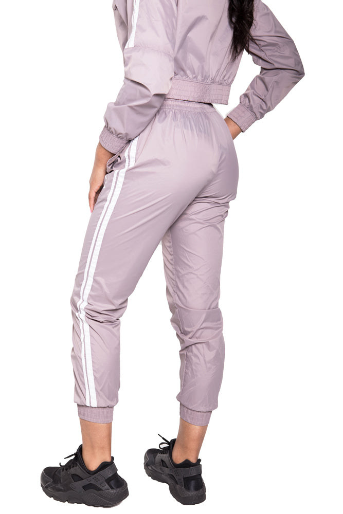 Double Stripe Track Pant