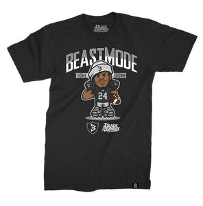 Beast Mode x Black Sunday T-Shirt Box
