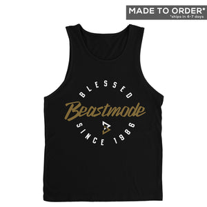Blessed Tank in Black