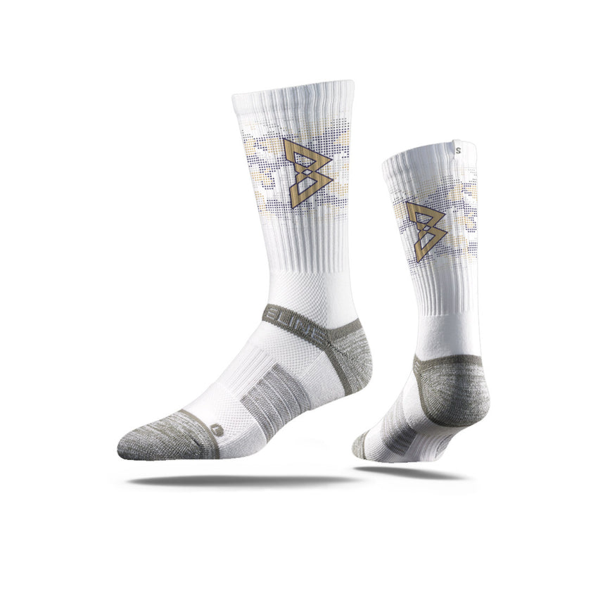 Strideline x Beast Mode 2.0 Crew Socks