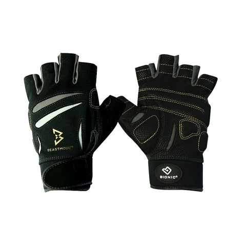 Men's Beastmode x Bionic Fingerless Gloves