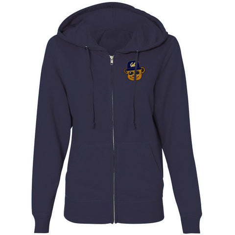 BEASTMODE x CAL HEAD WOMEN'S FULL ZIP HOODIE