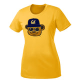BEASTMODE x CAL BEAR HEAD WOMEN'S T-SHIRT