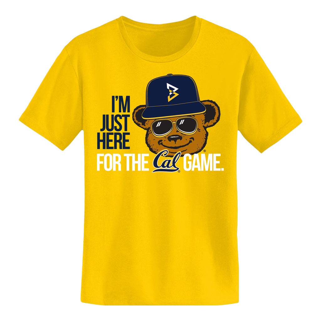 I'm Just Here For the Cal Game Men's T-Shirt