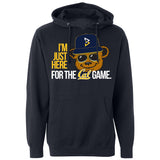 I'm Just Here For the Cal Game Men's Hoodie