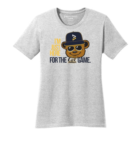 I'm Just Here For the Cal Game Women's T-Shirt