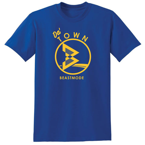 Da' Town Men's Short-Sleeve T-Shirt
