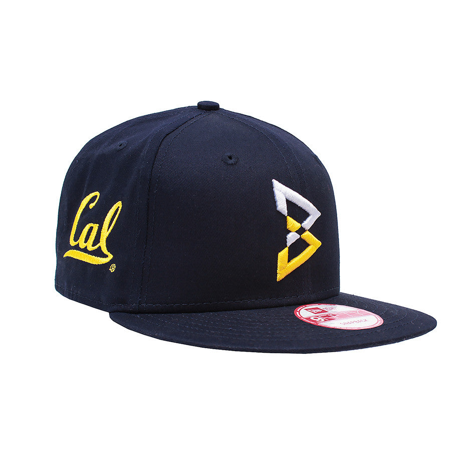 BEAST MODE x CAL NEW ERA FLAT BRIM SNAPBACK HAT - Beast Mode® Apparel