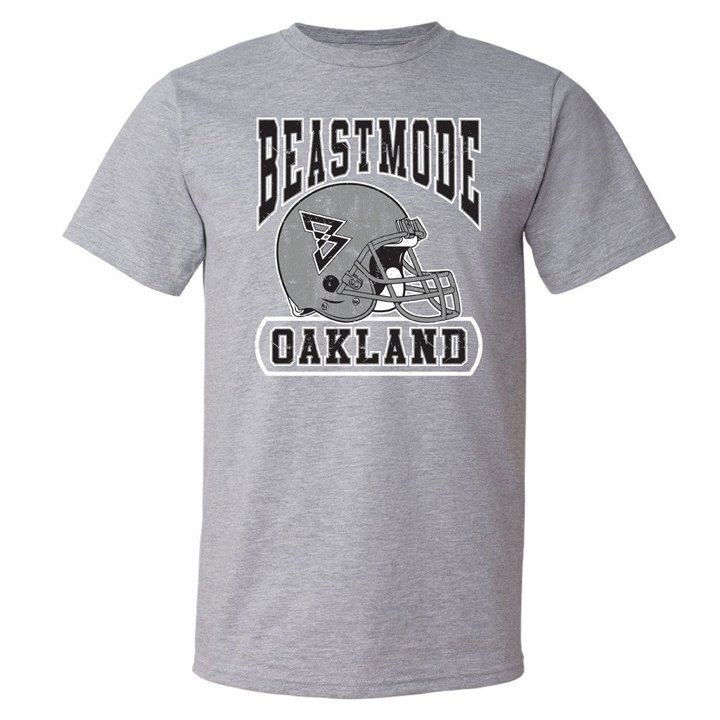 Oakland Helmet Men's Short-Sleeve T-Shirt