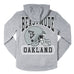 Oakland Helmet Kids Hooded Sweatshirt
