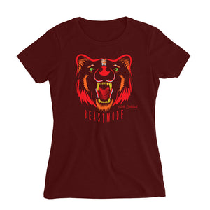 Womens Polar Bear 3.0 SS Tee