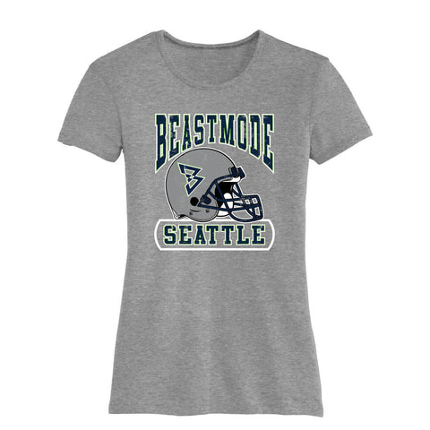 Seattle Helmet Women's Short-Sleeve T-Shirt