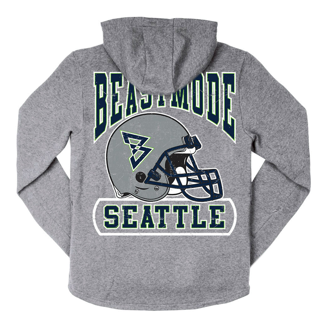 Seattle Helmet Kids Hooded Sweatshirt
