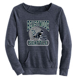 Seattle Helmet Women's Crewneck Sweatshirt