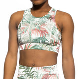 Tropical Paradise Sports Bra