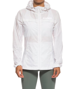 Whiteout Nylon Jacket
