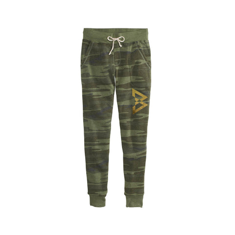 Womens Essential B Logo Jogger