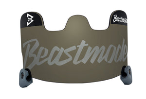 Beastmode Football Visor - Hologram