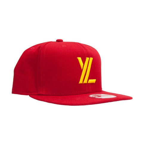 YL Logo New Era Snapback