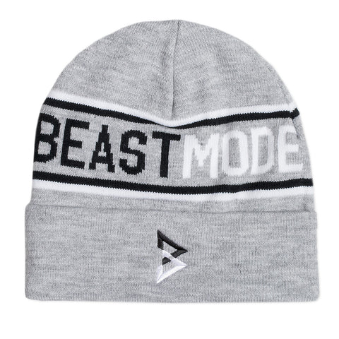 Beastmode Men's Stacked Logo Beanie