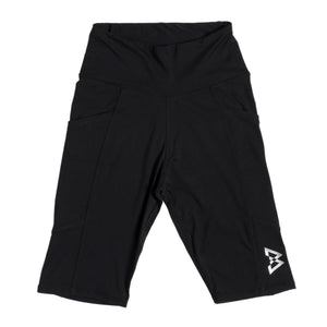 B Logo Bike Shorts