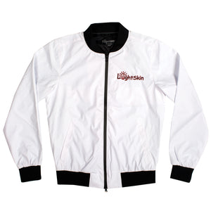 Poly Bomber Jacket