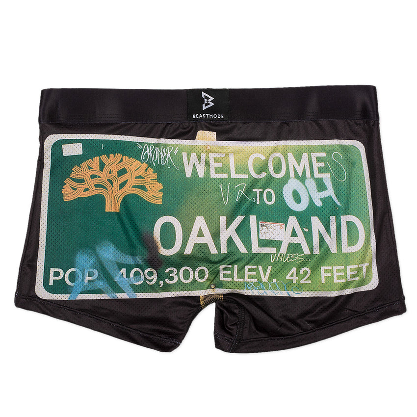Welcome To Oakland Boy Shorts