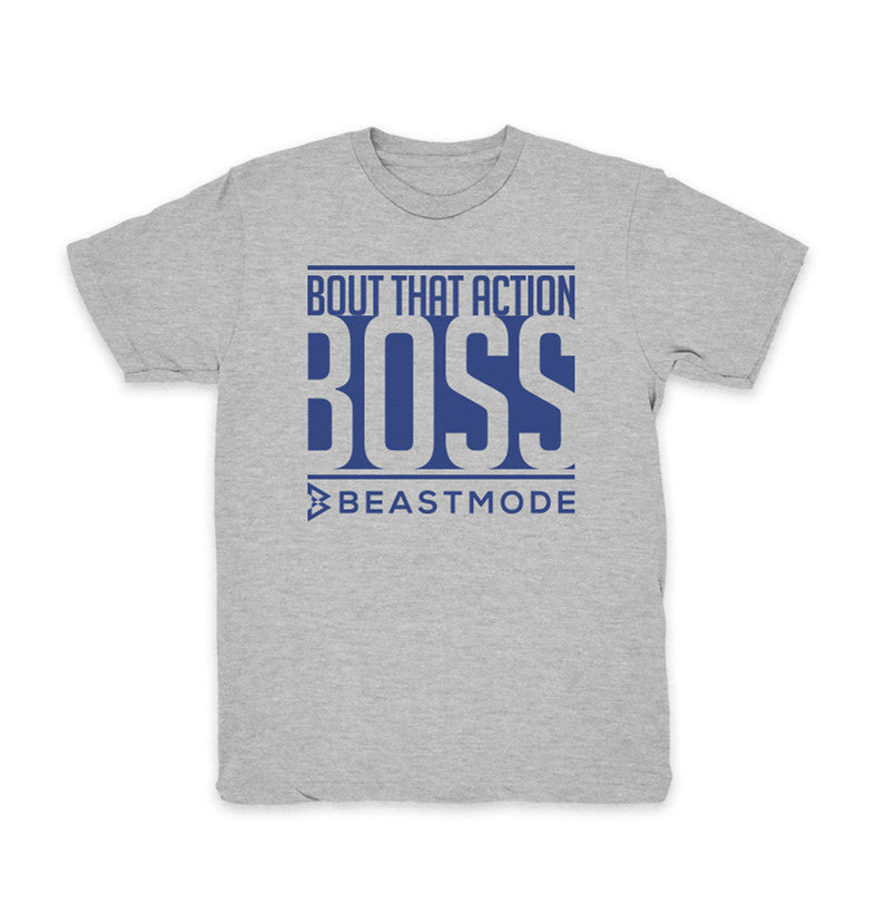 BOUT THAT ACTION T-SHIRT -  - 3