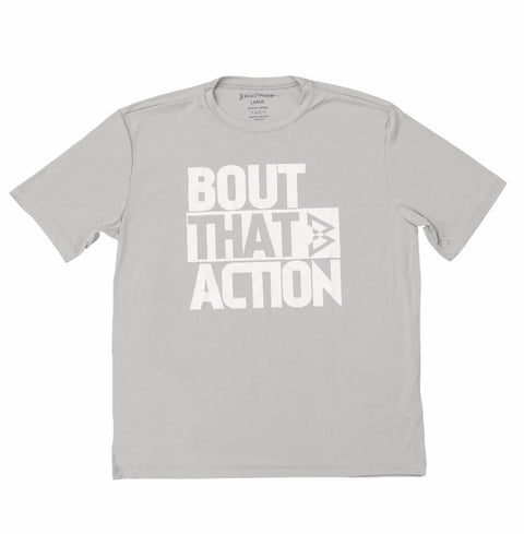 Bout That Action Performance Tee -  - 3