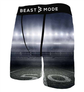 Beast Mode The 50 Boxer Brief