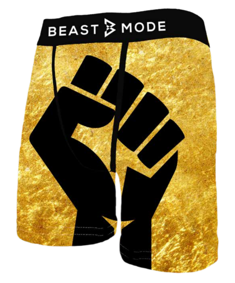 Beast Mode Power Fist Boxer Brief