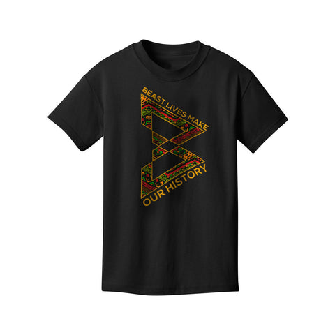 Our History Kente T-Shirt