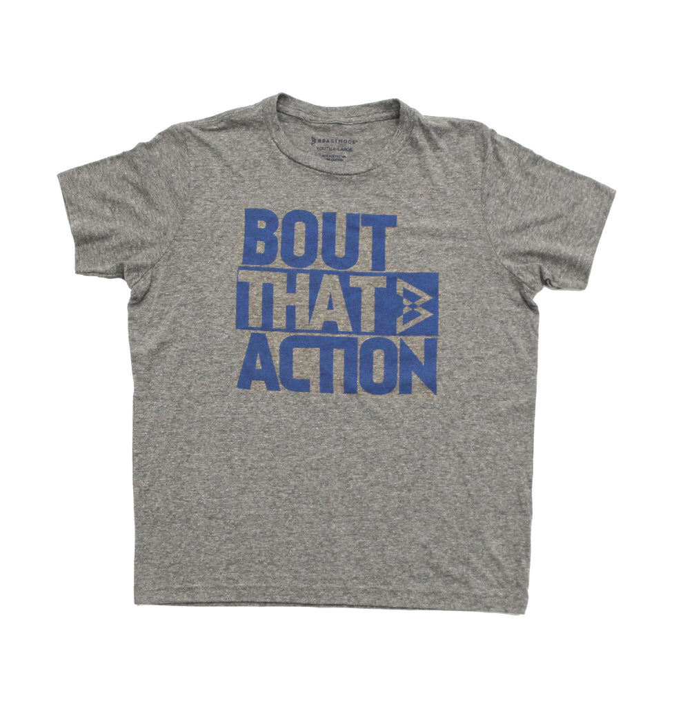 Kids Bout That Action Tee